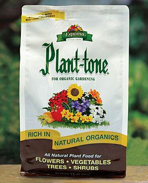 plant tone espoma organic